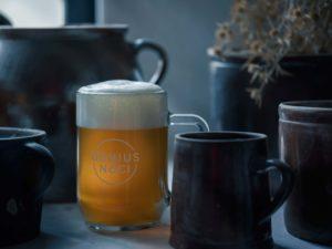 Pivo Genius noci
